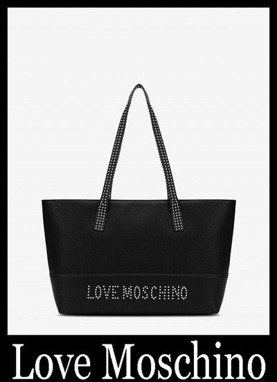 Borse Love Moschino Autunno Inverno 2018 2019 Look 23