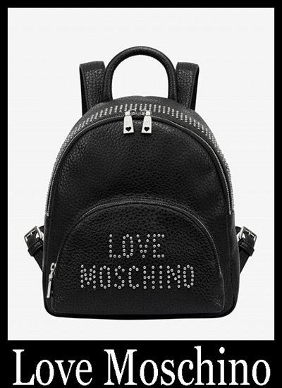 Borse Love Moschino Autunno Inverno 2018 2019 Look 24
