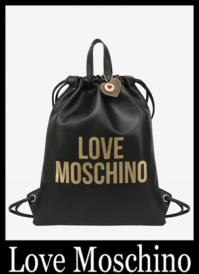 Borse Love Moschino Autunno Inverno 2018 2019 Look 31