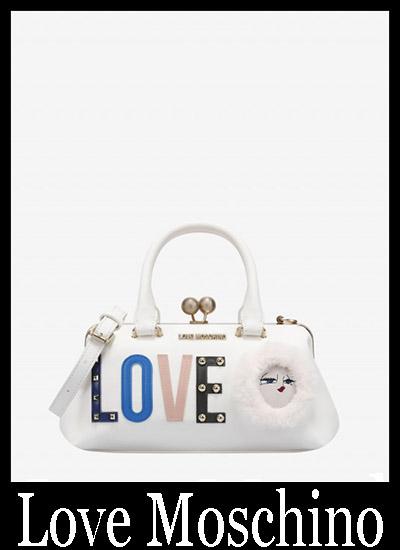 Borse Love Moschino Autunno Inverno 2018 2019 Look 46