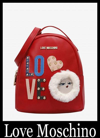 Borse Love Moschino Autunno Inverno 2018 2019 Look 48