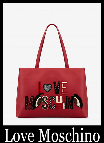 Borse Love Moschino Autunno Inverno 2018 2019 Look 8