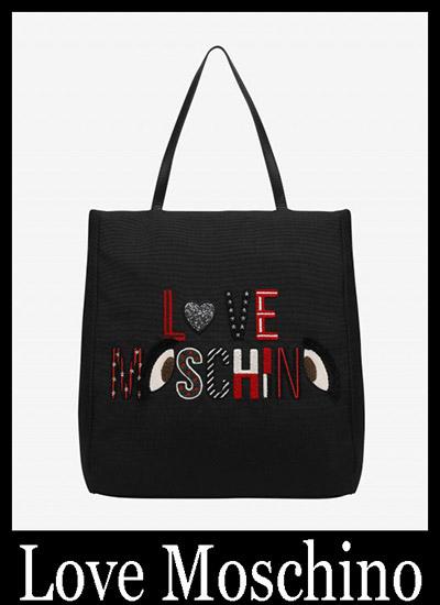 Borse Love Moschino Autunno Inverno 2018 2019 Look 9