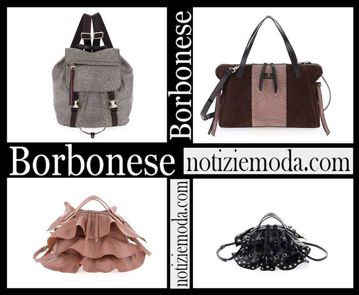 Nuovi Arrivi Borbonese 2018 2019 Borse Donna