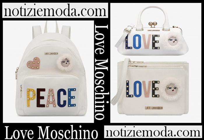 Nuovi Arrivi Love Moschino 2018 2019 Borse Donna