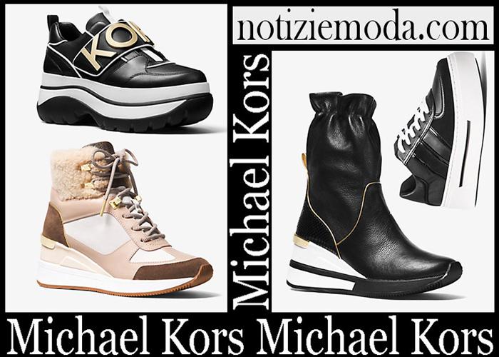 Nuovi Arrivi Michael Kors 2018 2019 Sneakers Donna