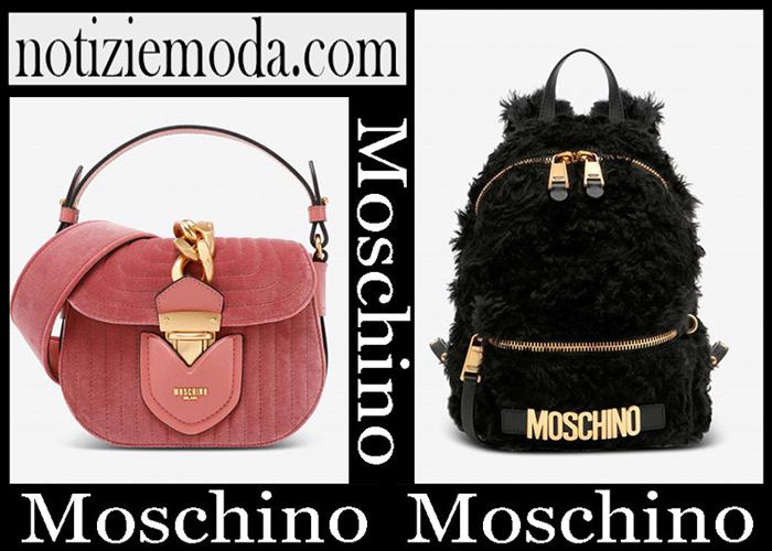 Nuovi Arrivi Moschino 2018 2019 Borse Donna