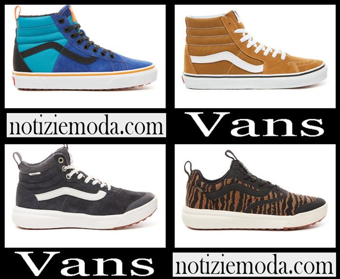 Nuovi Arrivi Vans 2018 2019 Sneakers Donna