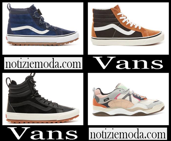 Nuovi Arrivi Vans 2018 2019 Sneakers Uomo