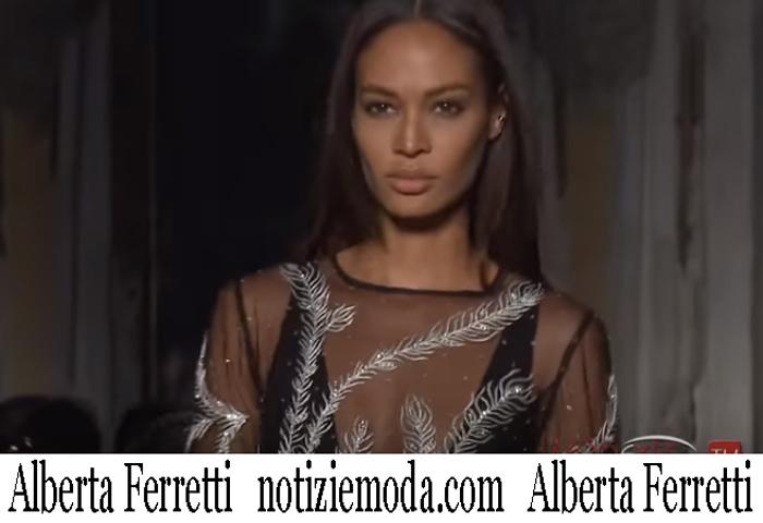 Sfilata Alberta Ferretti 2019 Moda Donna