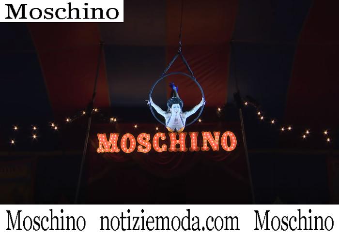 Sfilata Moschino 2019 Moda Uomo