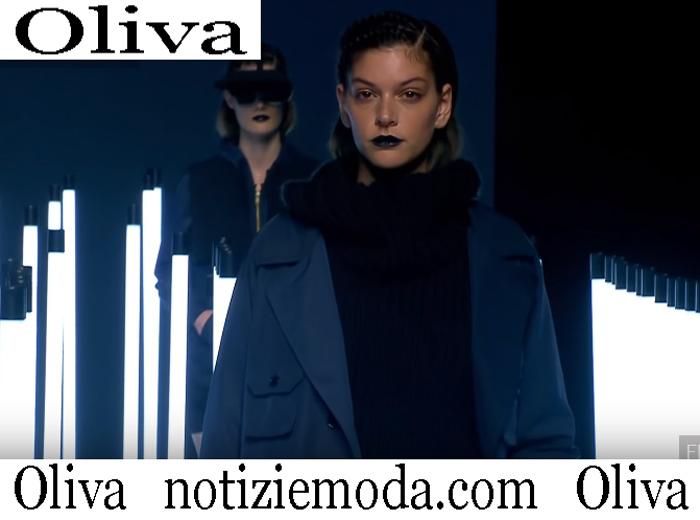 Sfilata Oliva 2019 Moda Donna