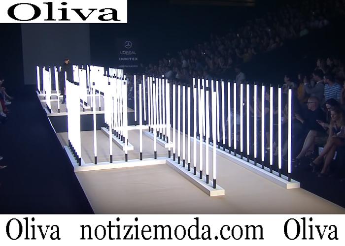 Sfilata Oliva 2019 Moda Uomo