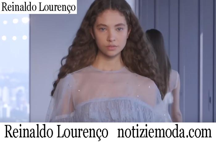 Sfilata Reinaldo Lourenco 2019 Moda Donna