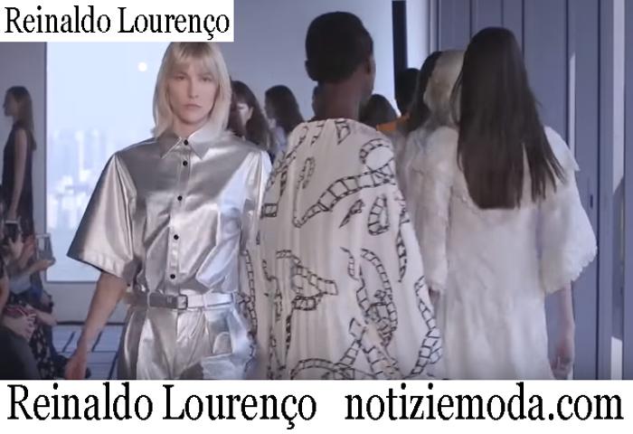 Sfilata Reinaldo Lourenco Primavera Estate 2019