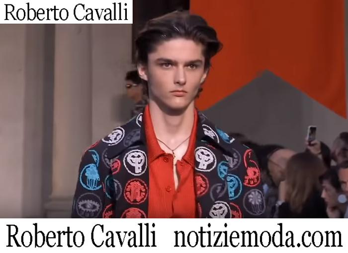 Sfilata Roberto Cavalli 2019 Moda Uomo