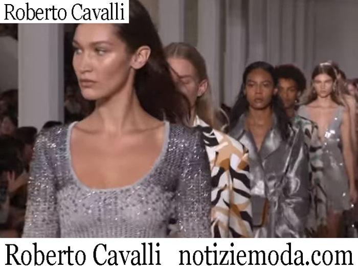 Sfilata Roberto Cavalli Primavera Estate 2019 Nuovi Arrivi