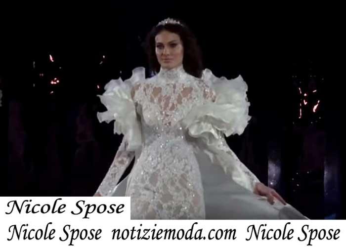 Sfilata Sposa Nicole Spose 2019 Abiti Cerimonia