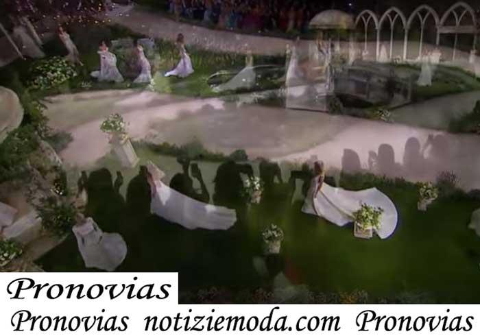 Sfilata Sposa Pronovias 2019 Abiti Cerimonia