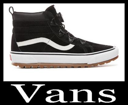 Sneakers Vans Autunno Inverno 2018 2019 Uomo Look 1