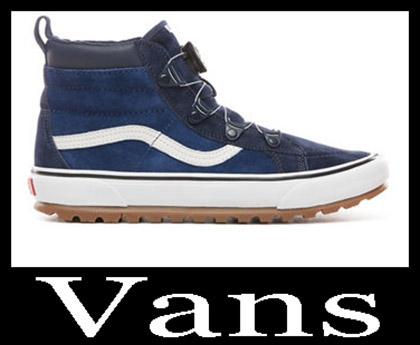Sneakers Vans Autunno Inverno 2018 2019 Uomo Look 2