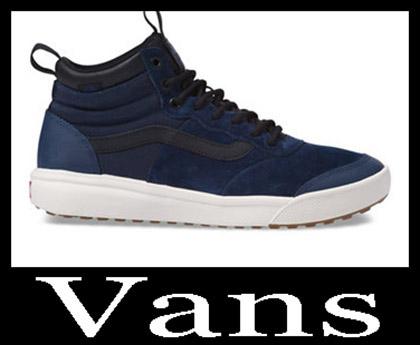 Sneakers Vans Autunno Inverno 2018 2019 Uomo Look 3