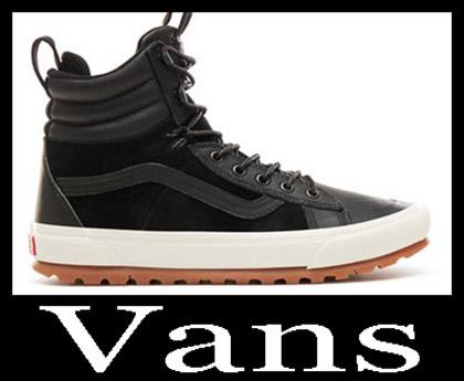 Sneakers Vans Autunno Inverno 2018 2019 Uomo Look 34