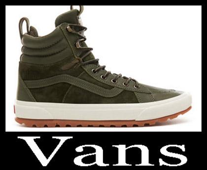 Sneakers Vans Autunno Inverno 2018 2019 Uomo Look 35