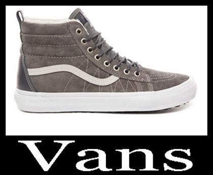 Sneakers Vans Autunno Inverno 2018 2019 Uomo Look 4