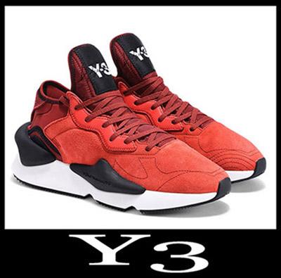 Sneakers Y3 Autunno Inverno 2018 2019 Arrivi Uomo 1