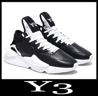 Sneakers Y3 Autunno Inverno 2018 2019 Arrivi Uomo 10