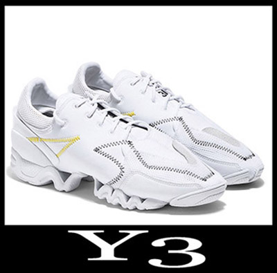 Sneakers Y3 Autunno Inverno 2018 2019 Arrivi Uomo 11