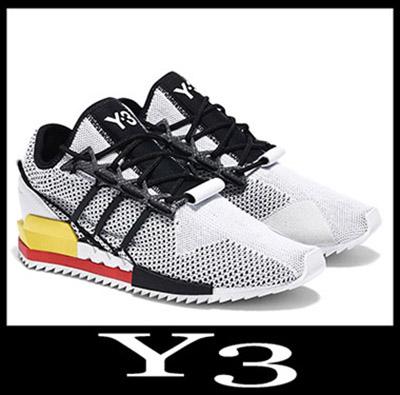 Sneakers Y3 Autunno Inverno 2018 2019 Arrivi Uomo 12