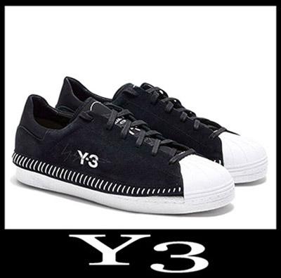 Sneakers Y3 Autunno Inverno 2018 2019 Arrivi Uomo 14