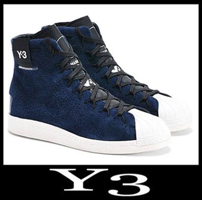 Sneakers Y3 Autunno Inverno 2018 2019 Arrivi Uomo 16