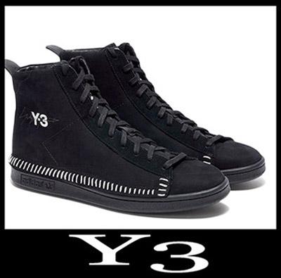 Sneakers Y3 Autunno Inverno 2018 2019 Arrivi Uomo 17