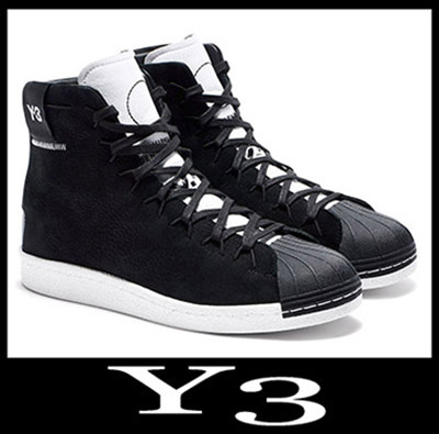 Sneakers Y3 Autunno Inverno 2018 2019 Arrivi Uomo 18