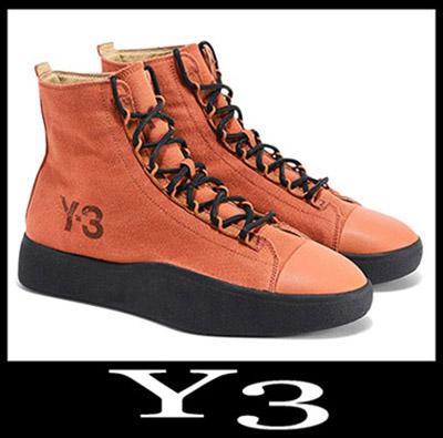 Sneakers Y3 Autunno Inverno 2018 2019 Arrivi Uomo 19