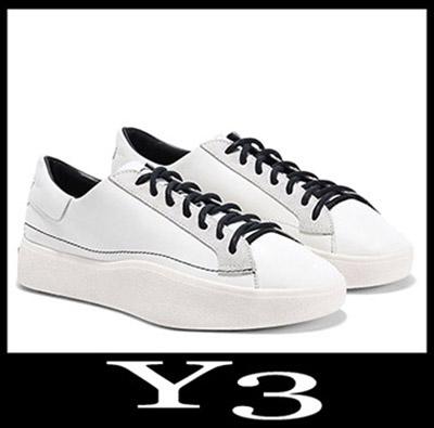 Sneakers Y3 Autunno Inverno 2018 2019 Arrivi Uomo 2