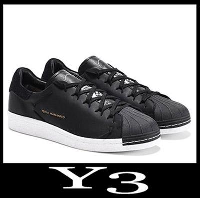 Sneakers Y3 Autunno Inverno 2018 2019 Arrivi Uomo 22