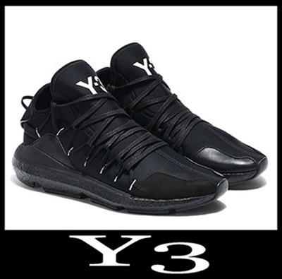 Sneakers Y3 Autunno Inverno 2018 2019 Arrivi Uomo 23