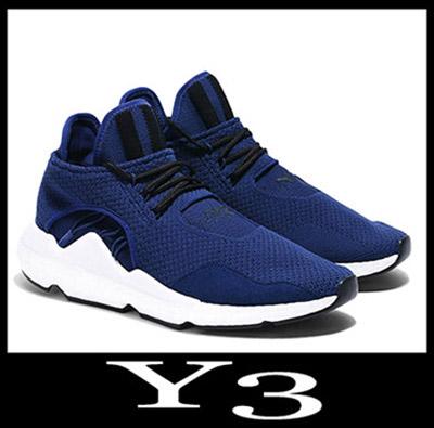 Sneakers Y3 Autunno Inverno 2018 2019 Arrivi Uomo 24