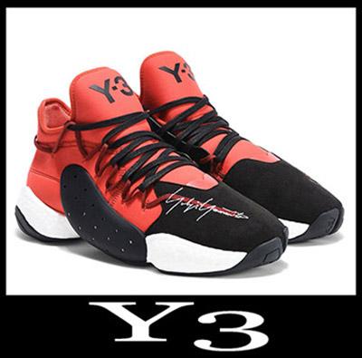 Sneakers Y3 Autunno Inverno 2018 2019 Arrivi Uomo 29