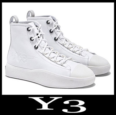 Sneakers Y3 Autunno Inverno 2018 2019 Arrivi Uomo 31