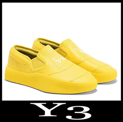 Sneakers Y3 Autunno Inverno 2018 2019 Arrivi Uomo 34