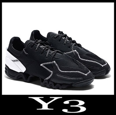 Sneakers Y3 Autunno Inverno 2018 2019 Arrivi Uomo 6