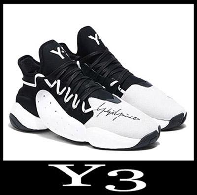 Sneakers Y3 Autunno Inverno 2018 2019 Arrivi Uomo 9