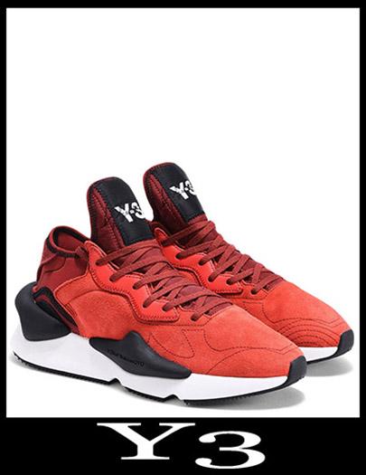 Sneakers Y3 Autunno Inverno 2018 2019 Nuovi Arrivi 2