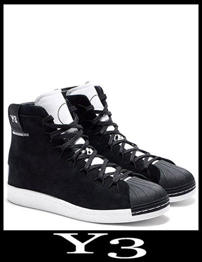 Sneakers Y3 Autunno Inverno 2018 2019 Nuovi Arrivi 26