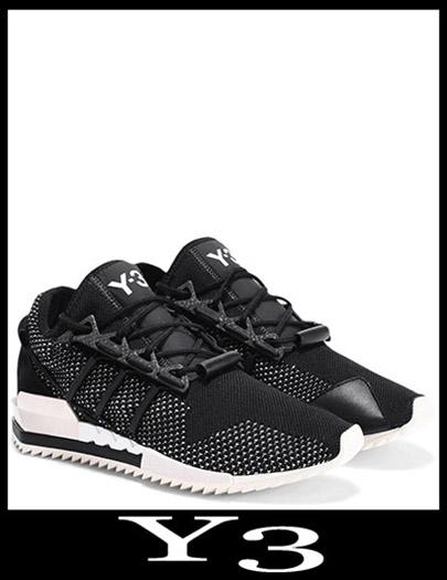 Sneakers Y3 Autunno Inverno 2018 2019 Nuovi Arrivi 33